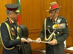 जनरल मनोज मुकुंद नरवणे ने थल सेनाध्यक्ष का पदभार संभाला, बने देश के 28वें सेना प्रमुख