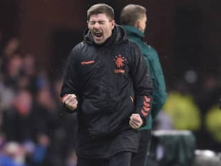 Steven Gerrard Backs International Football Despite Spike Of Covid Cases