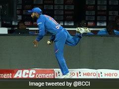 India vs West Indies: சூப்பர் டைவ் கேட்ச் பிடித்த விராட் கோலி!