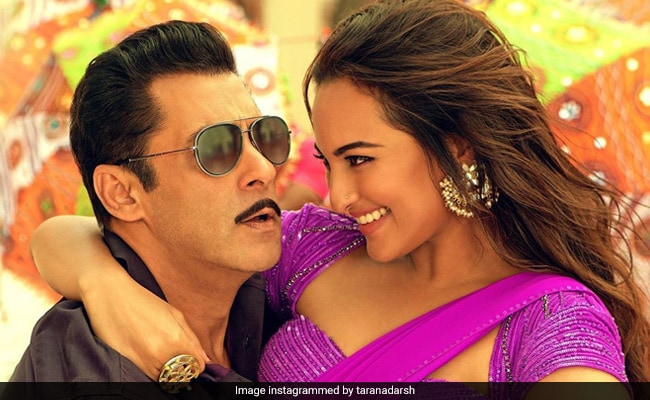 Dabangg 3  Box Office Collection Day 2: Salman Khan And Sonakshi Sinha's Film Inches Closer To Rs 50 Crore Mark
