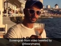 IPL में किसी ने नहीं खरीदा फिर भी पार्टी कर रहा ये धमाकेदार बल्लेबाज, बोला- 'नहीं बिका तो क्या, जिंदगी...' देखें Video