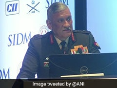 We Will Win Future Wars With Indian Systems, Says Bipin Rawat