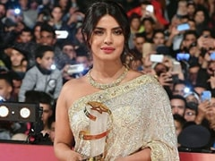 Priyanka Chopra Is 'Honoured And Proud' To Be Felicitated At The Marrakesh International Film Festival