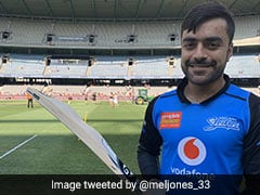 "Rashid Khan Introduces ""Camel"" Bat In BBL, SunRisers Hyderabad Ask Him To Carry It For IPL 2020"