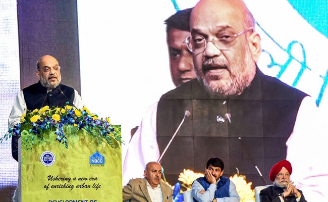 Appointment Of Chief Of Defence Staff Historic For India, Says Amit Shah