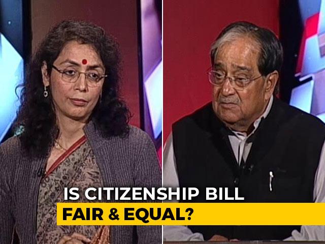 Video : Citizenship Amendment Bill: No Refuge To Muslims?