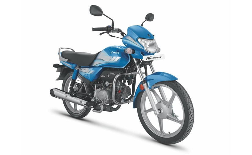 Bs6 Compliant Hero Hf Deluxe Launched In India Prices Start At Rs 55 925 Carandbike