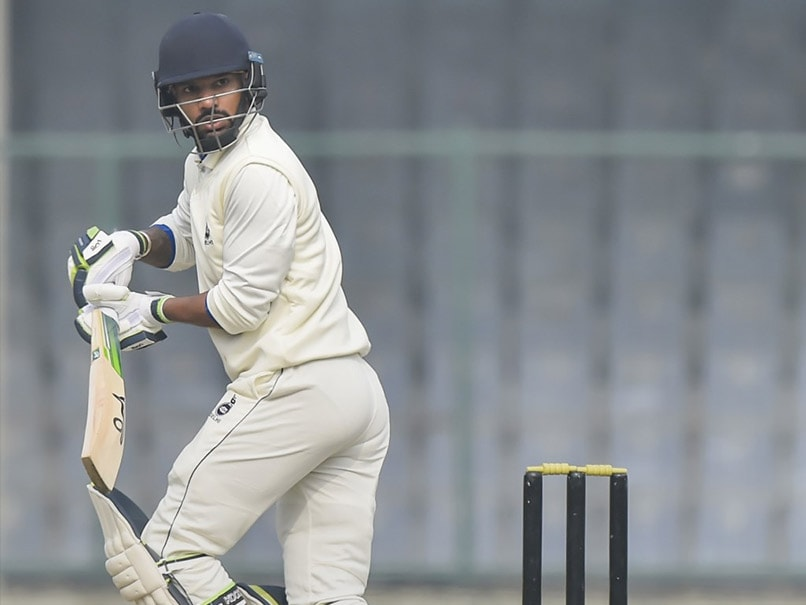 Ranji Trophy: Delhi Beat Hyderabad By 7 Wickets To Register First Win Of The Season