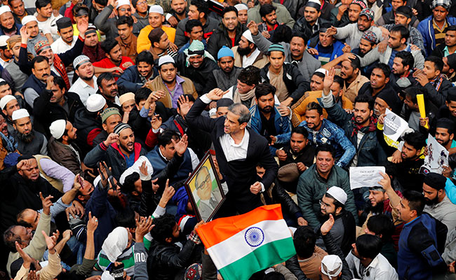 65 Arrested Over Protests Against Citizenship Act In Ghaziabad