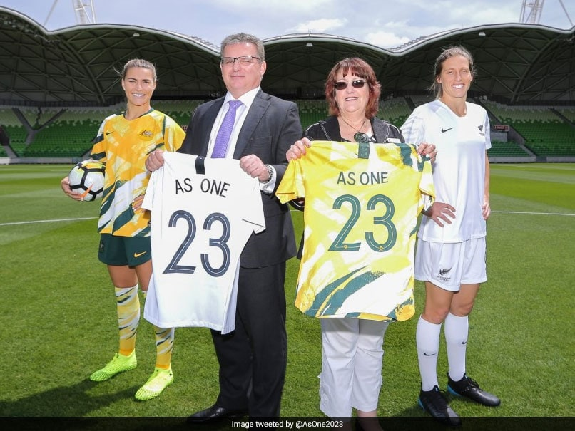 Australia, New Zealand Join Forces For 2023 FIFA Womens World Cup Bid