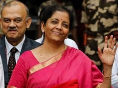 "Nirmala Sitharaman's Response To Twitter User Who Called Her ""Sweetie"""