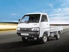 Maruti Suzuki Super Carry Crosses 50,000 Sales Milestone In India