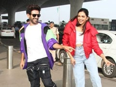 'Santa' Kartik Aaryan Asks Fans About The Gifts They Want, Deepika Padukone's ROFL Request Is...