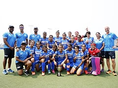 Indian Junior Women's Hockey Team Win 3-Nation Tournament Despite Losing Final Game