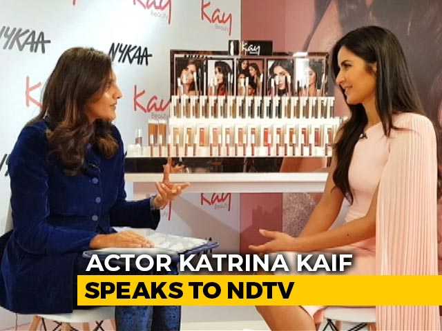 Video : Katrina Kaif Shares Fitness, Beauty Tips