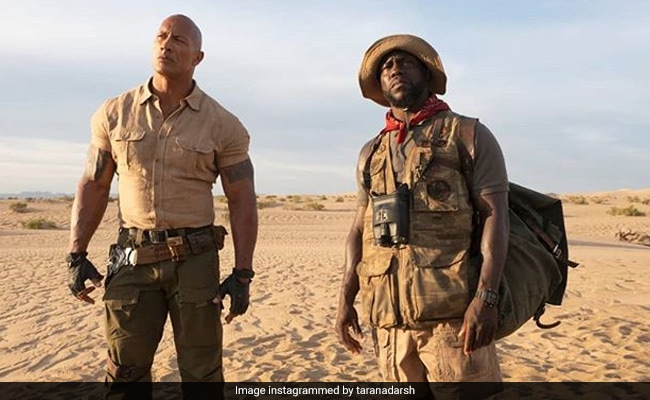 Jumanji: The Next Level Box Office Collection Day 1 - Dwayne Johnson's Film Has 'Impressive' Opening Day With Rs 6 Crore