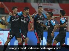 ISL: 10-Man Odisha FC Beat Hyderabad FC To Take Sixth Spot In Table