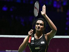 PV Sindhu Lone Indian To Qualify For 2019 BWF World Tour Finals
