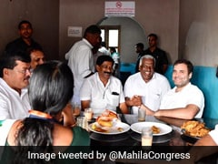 Rahul Gandhi Bonds With Locals Over Tea In His Kerala Constituency