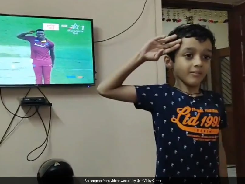 Watch: Sheldon Cottrell Shares Video Of Young Fans Imitating His Trademark Style After Taking Parents Permission