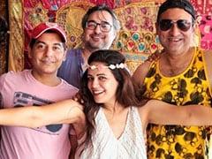 Inside Mona Singh's Bachelorette In Goa. See Trending Pics