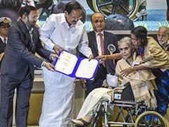 National Film Awards: Wheelchair-Bound Surekha Sikri Says, 'It Makes Me So Happy'