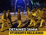 Video : Delhi's Jamia Becomes War Zone Amid Clashes, Detained Students Released