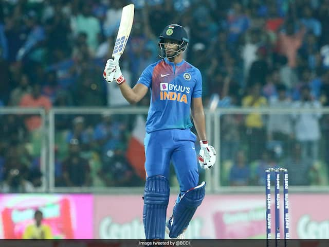 Ind vs Wi 3rd T20: Rohit Sharma Words gives inspiration to me, Says Shivam Dube