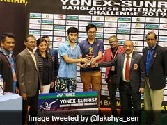Lakshya Sen Claims Bangladesh International Challenge Title