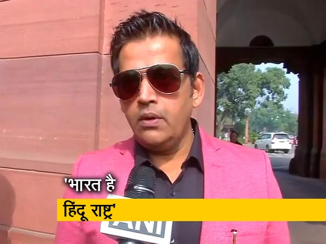 Videos : नागरिक संशोधन बिल पर बोले गोरखपुर से बीजेपी के सांसद रवि किशन