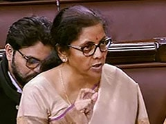 "Amid Onion Row, Finance Minister Recalls Ex-Minister's ""Ice Cream"" Remark"