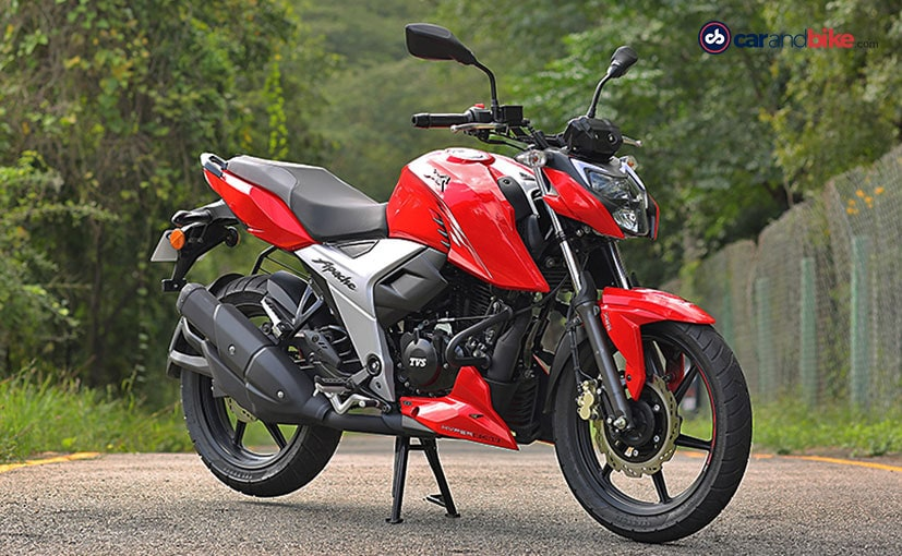 The TVS Apache RTR 160 4V stays one of the best motorcycles in its segment