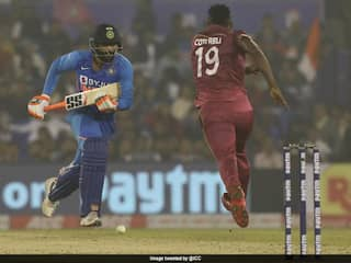 India vs West Indies 3rd ODI Highlights: India Seal ODI Series With 4-Wicket Win Over West Indies In Cuttack