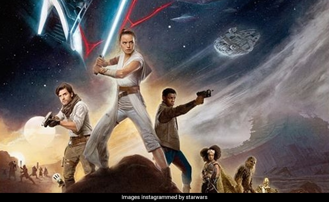 Star Wars The Rise Of Skywalker Movie Review A Dizzyingly Busy Swan Song 2 5 Stars Out Of 5