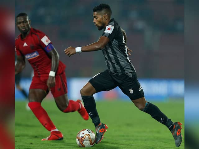 ISL: ATK Climb To Top After Thrashing NorthEast United FC By 3-0
