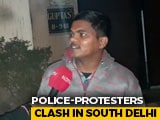 "Video : ""Buses Set On Fire With People Still Inside"": Delhi Violence Witness"