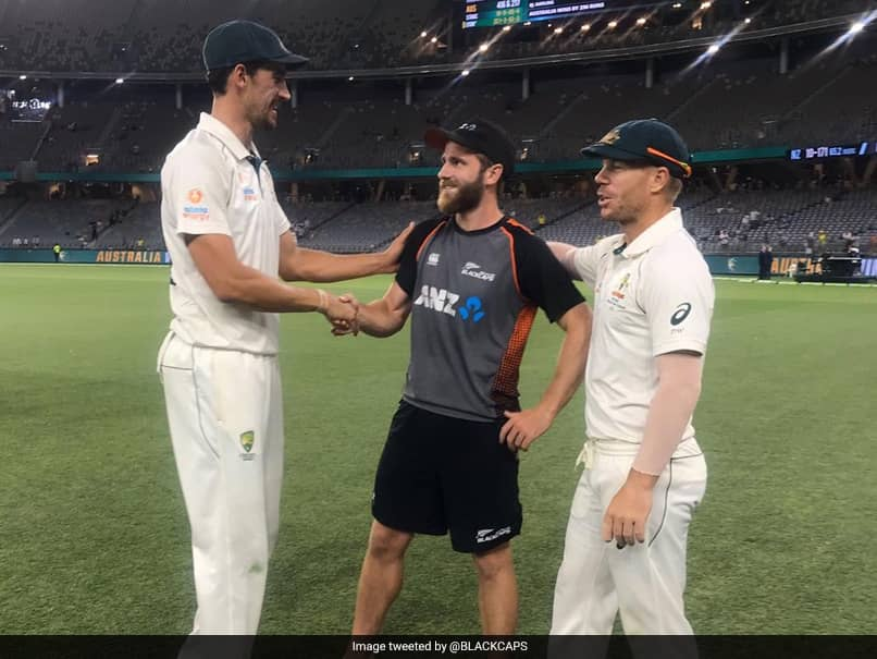 IPL 2020: David Warner Welcomes Mitchell Starc To SunRisers Hyderabad In Bizarre Post