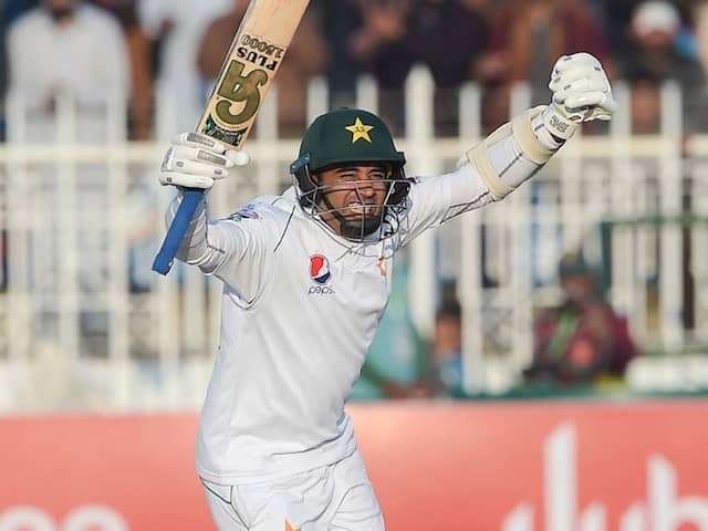 Pakistan vs Sri Lanka: Abid Ali Becomes First Batsman To Score Hundreds On Test, ODI Debuts