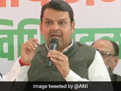 Sena Should Clarify Over Prithviraj Chavan's Statement: Devendra Fadnavis