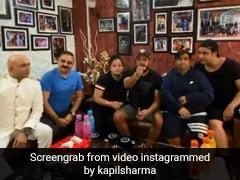 कपिल शर्मा ने अक्षय कुमार को सुबह के 3 बजे दिया खुला चैलेंज, बोले- हिम्मत है तो आओ...देखें Video