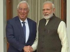 PM Modi Meets Portuguese PM, Discusses Broader Roadmap