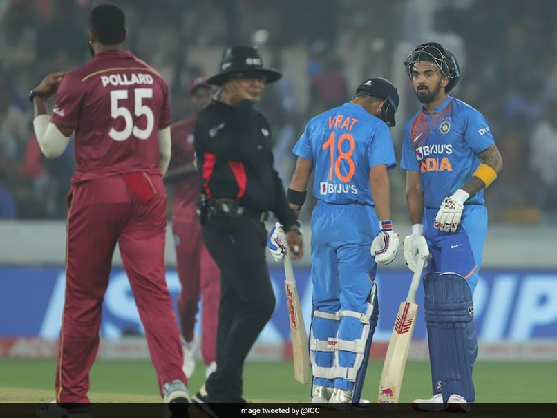 India Vs West Indies 1st T20i Highlights Virat Kohli Stars