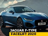 Video : 2020 Jaguar F-Type Facelift