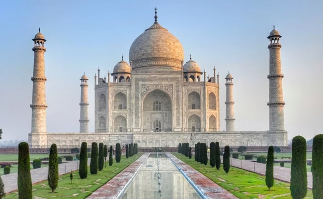 Taj Mahal To Reopen To Public Tomorrow, No More Than 650 Allowed At Once