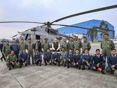 PM Modi Interacts With IAF Personnel, Says Nation Proud Of Their Services