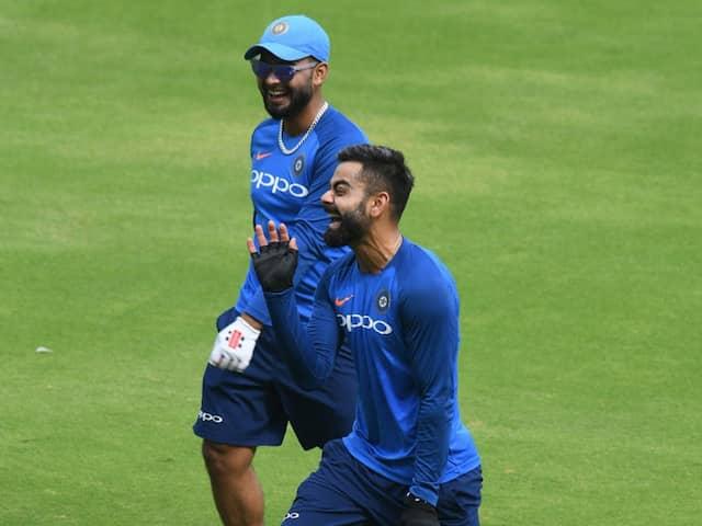 Ind vs Wi 1st T20I: Virat kohli supports to Rishabh Pant & gives the reason