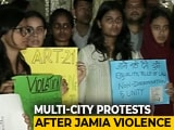 Video : After Violence In Jamia, AMU, Protests Across India