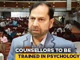 Video : Telangana Is Teaching Teachers To Help Students Cope With Stress