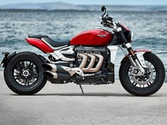 2020 Triumph Rocket 3 R Launched In India, Priced At Rs. 18 Lakh