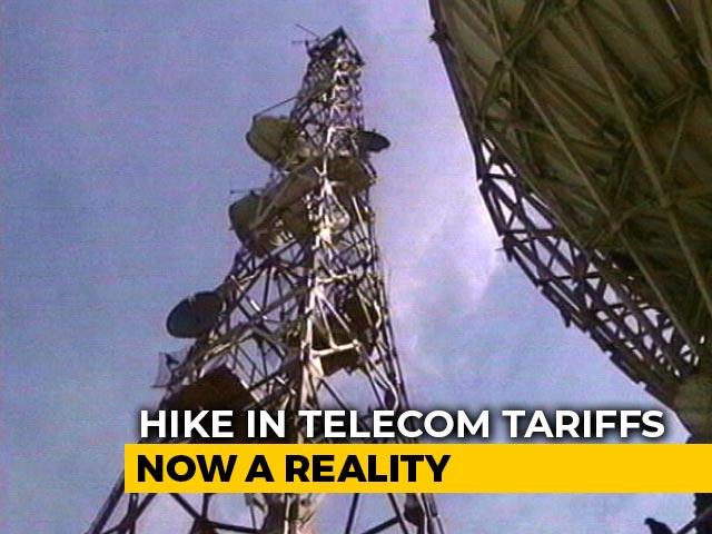 Video: Telecom Firms Raise Tariffs: What Do Reports Say?